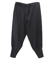 15AW 裾ロンク  リブイージーロングパンツ