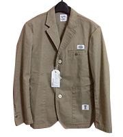 x ベドウィン コラボワークジャケット