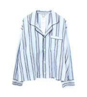 18Wジャガード パジャマシャツ
