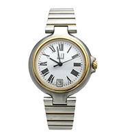レディース 腕時計 ミレニアム デイト