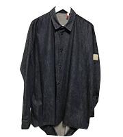 16ss バルーンデニムシャツ