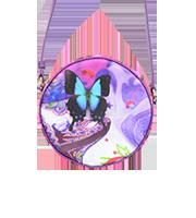 ×蜷川実花 ショルダーサークルバッグ