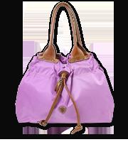 ナイロンハンドバッグ
