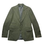 ラルディーニ製 ツイードジャケット