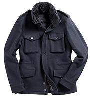 内ボアM-65ジャケット