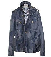 迷彩柄M-65ジャケット