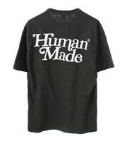×ヒューマンメイド ダブルネームTシャツ