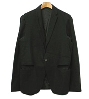 レイヤード テーラードジャケット