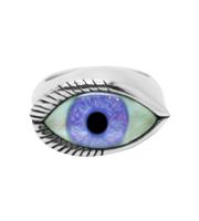 義眼モチーフリング