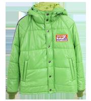 プリマロフト中綿ジャケット