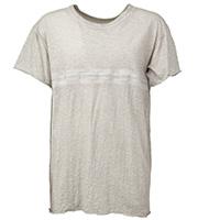 Uネック半袖Tシャツ