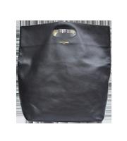 IRIS レザートートバッグ