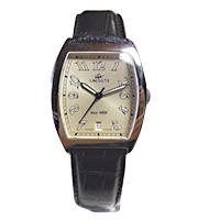 スイス製自動巻 トノー型腕時計