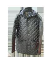 ×ポールスミス 裏地ストライプキルティングジャケット