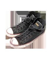 ×ALL STAR CUSTOM BY WECBASALL STAR リメイクコンバース