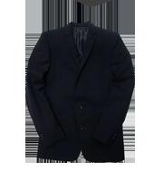 ウール2Bテーラードジャケット