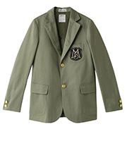 15AW ワッペン付きジャケット