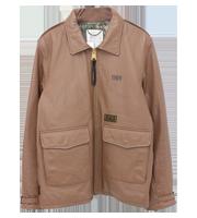 ホースレザーA-2ジャケット
