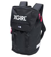 x X-girl リュック