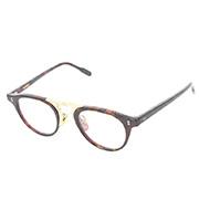 og SEEKER 46 鼈甲フレーム眼鏡