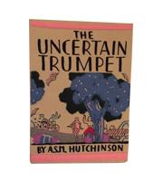 THE UNCERTAIN TRUMPET ブック型クラッチバッグ