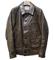 2009AW カウレザージャケット