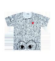 ×マット・グローニング Binky×ShebaキャラクターTシャツ