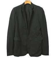 皺加工ジャケット