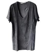 ウォッシュ加工Tシャツ