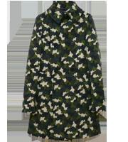 10AW 迷彩柄コート