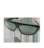 【BLAIR】 ブラックフレームサングラス