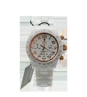 セラミックバンド腕時計