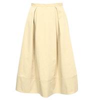 2タックロングスカート