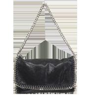 ファラベラ レザーチェーンバッグ