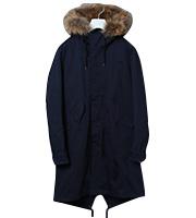 オリジナルモッズコート