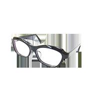 WALK スクエアフレーム眼鏡