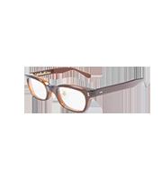 ×テンダーロイン IN THE WIND クリアフレームメガネ