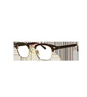 LINDY ブロウフレーム眼鏡