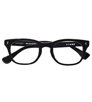 x ソフネット 備長炭フレーム眼鏡