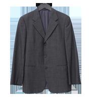 ノッチドラペル3Bジャケット
