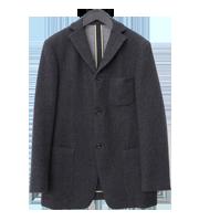 ノットチドラペルウールジャケットコート