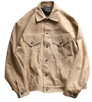 2017SS レザージャケット