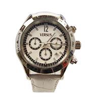 レザーベルト腕時計