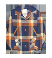 ×Harris Tweedジャケット