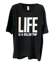 LIFEロゴTシャツ