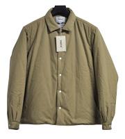 中綿シャツジャケット