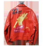 ツエムラサエコ レザージャケット