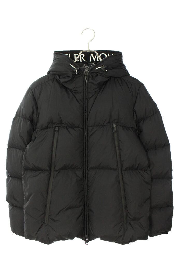 モンクレール MONCLER MONTCLAR/モンクラー ロゴ刺繍デザインダウンジャケット