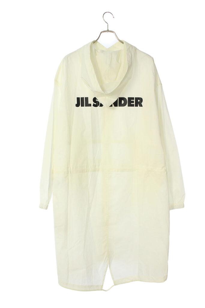 ジルサンダー JIL SANDER JSIP470231 バックロゴプリントコート