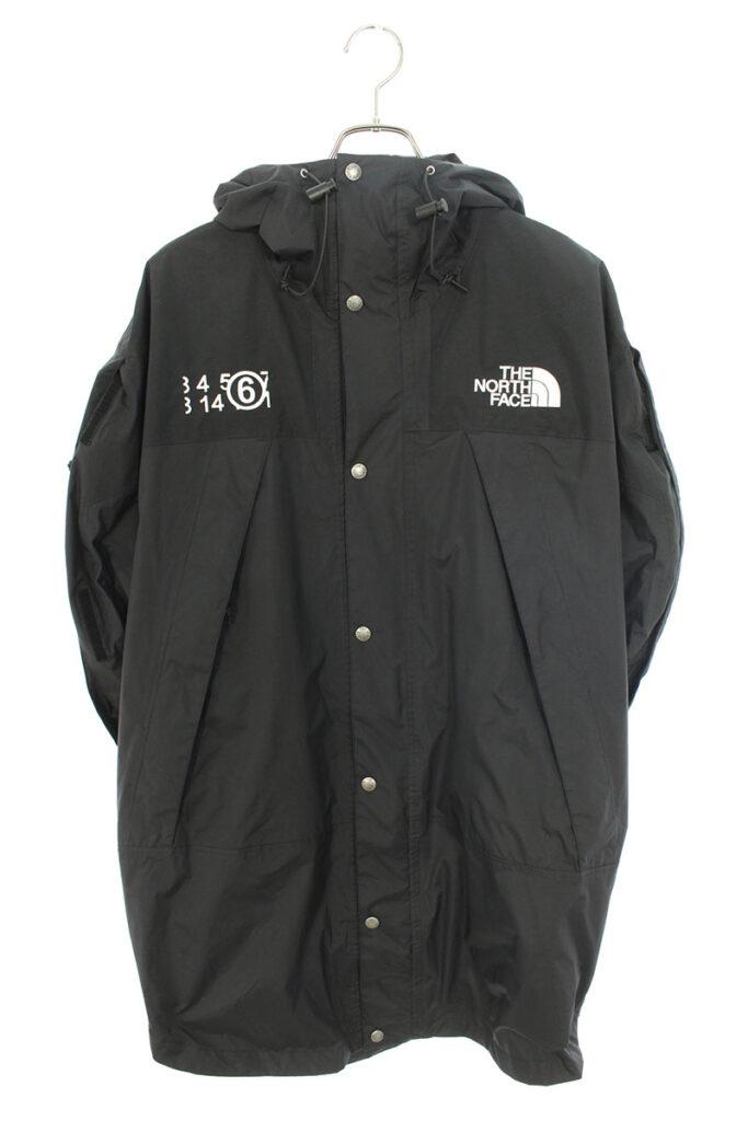 エムエムシックス MM6 × ノースフェイス THE NORTH FACE Circle Mountain Jacket   S62AN0040 サークルマウンテンジャケットブルゾン